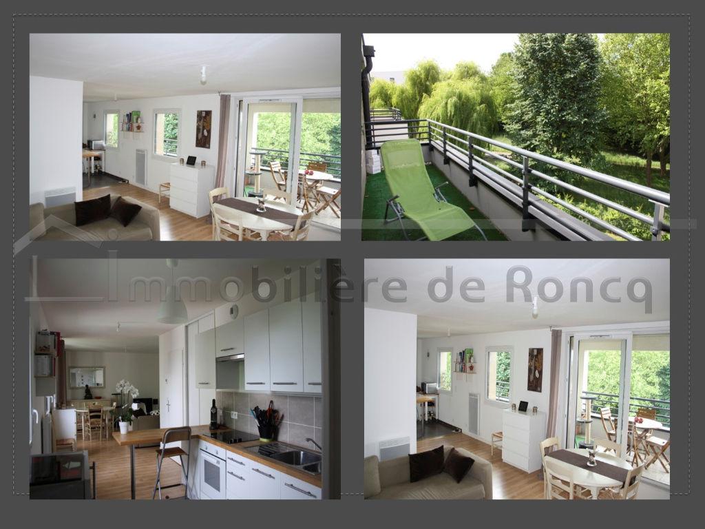 Appartement Roncq 2 pièces 54 m2
