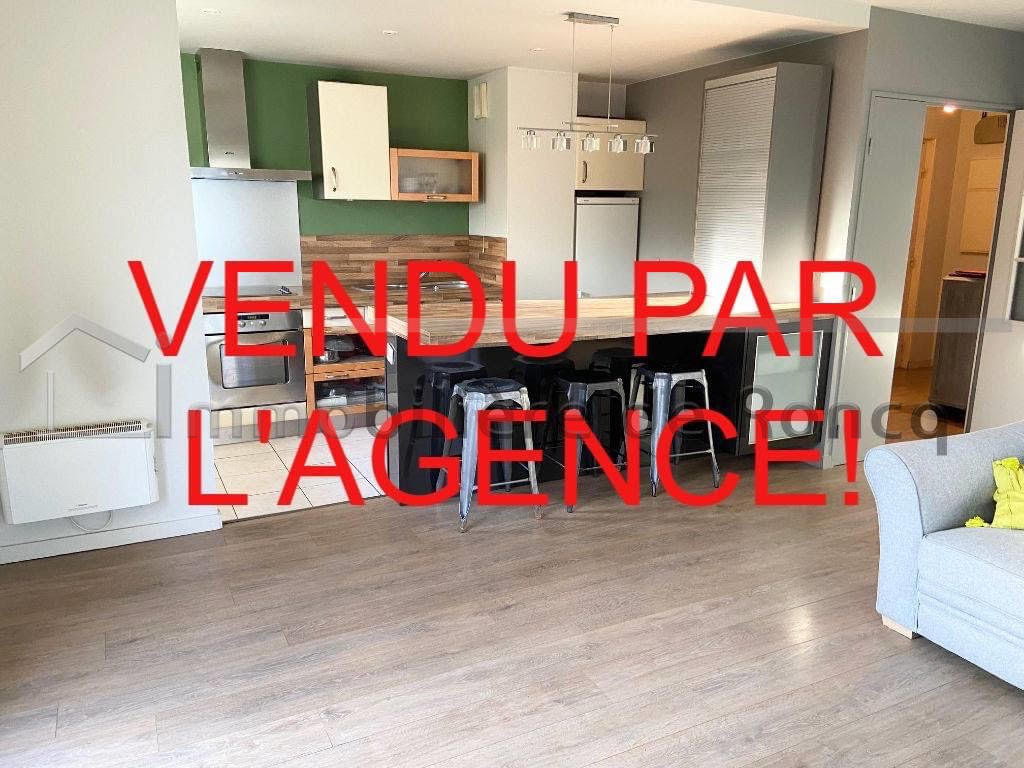 Appartement Roncq centre 67.90 m²