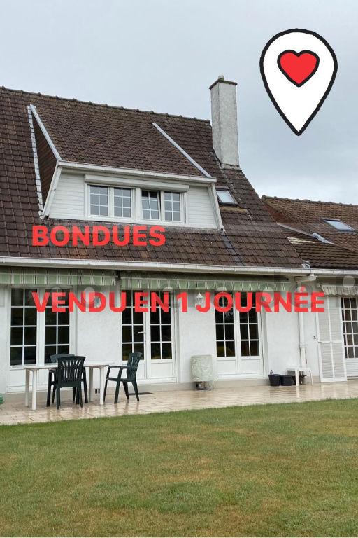 BONDUES SEMI-INDIVIDUELLE  112 m².