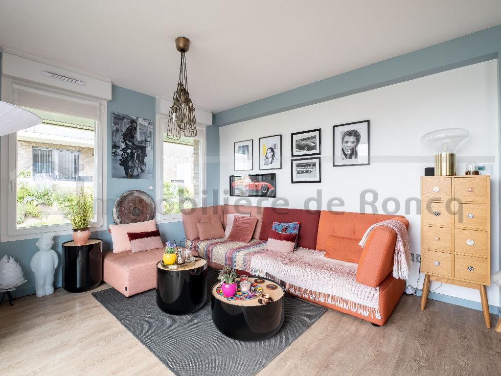 Appartement  3 pièces 60.60 m²