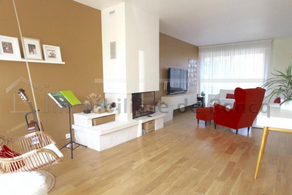 Roncq  6 pièces 120 m².