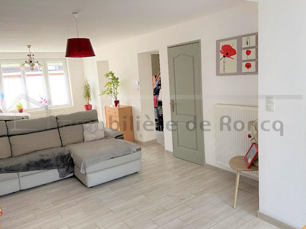 Maison Roncq 4 pièces 91 m².