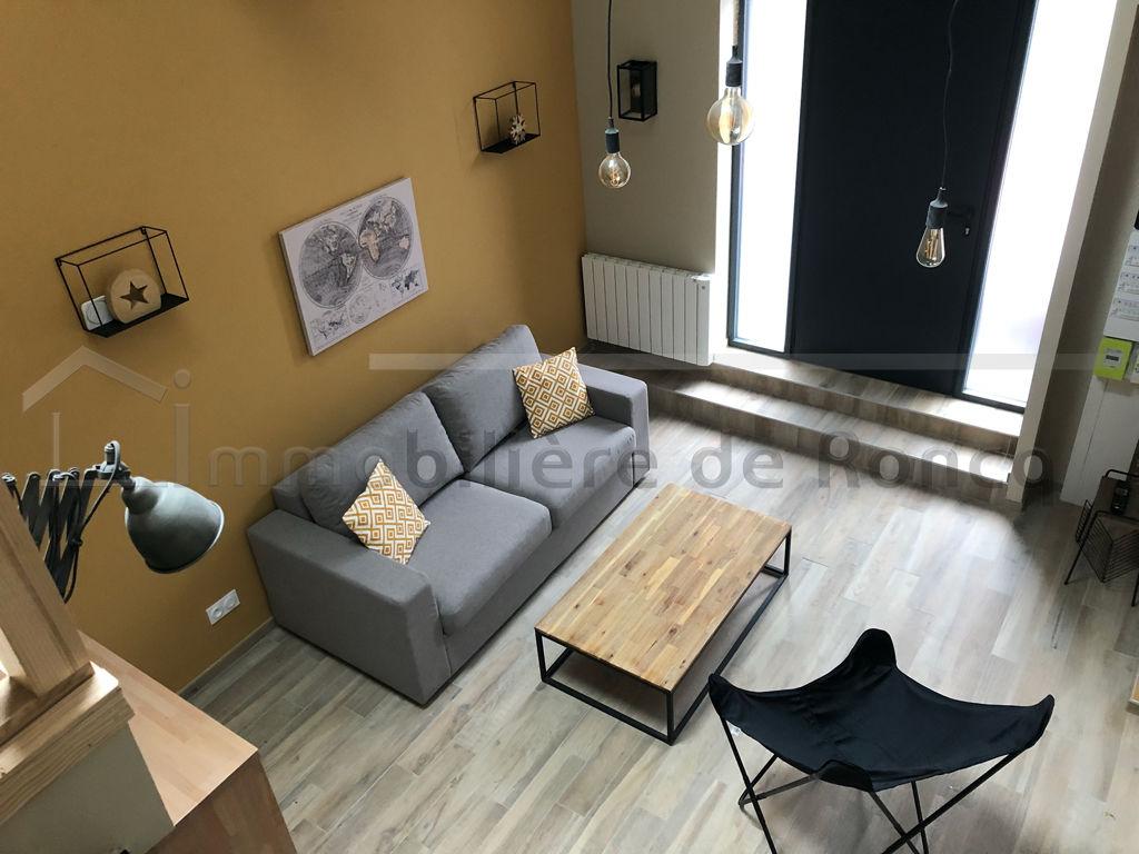 CENTRE BOURG MAISON ENV 60 m²
