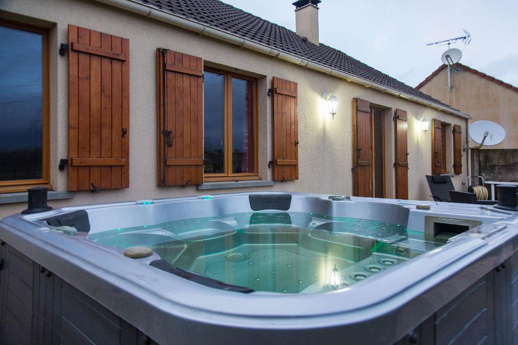 Maison COULOMMIERS - REBAIS - SAINT  LEGER 5 pièce(s) 98 m2