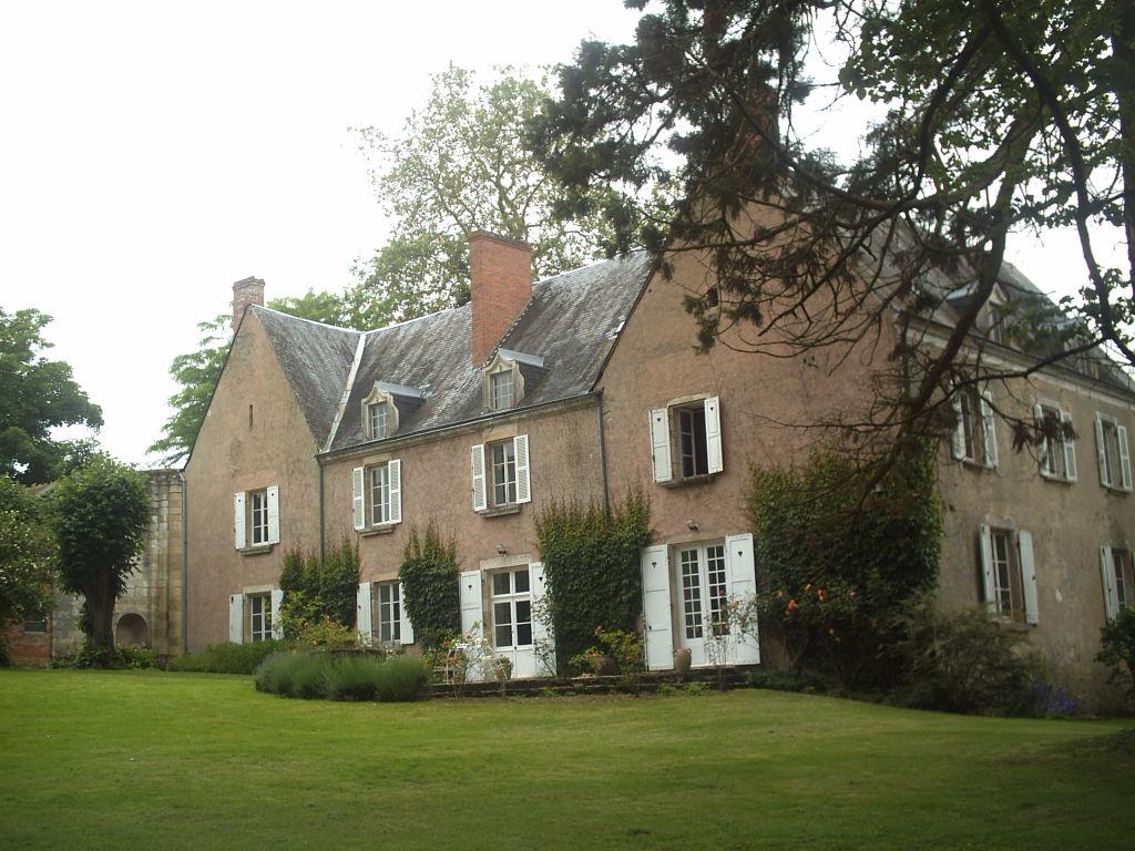 Demeure de prestige à Chateauroux 11 pièce(s) 360 m2