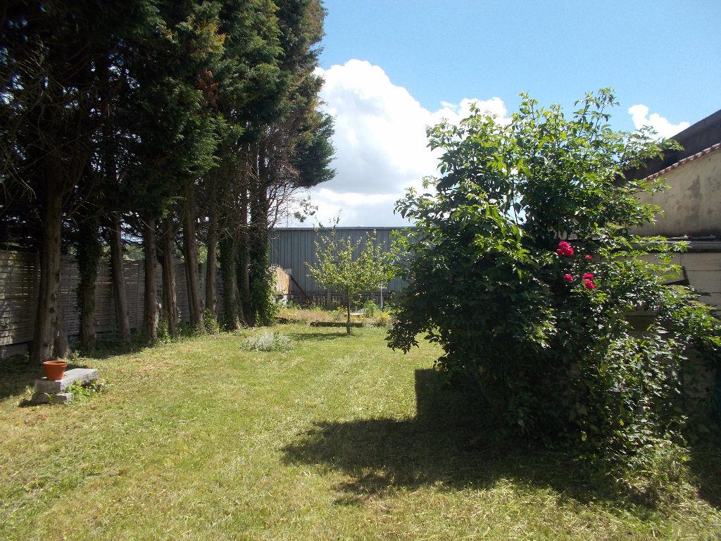 Maison 4chambres+jardin