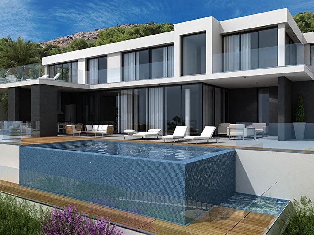 Espagne, Altéa, Villa  5 pièce(s) 390 m2