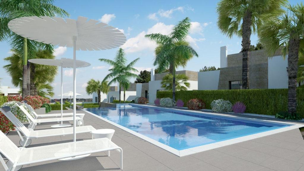Villa Espagne, Algorfa 4 pièce(s) 150 m2