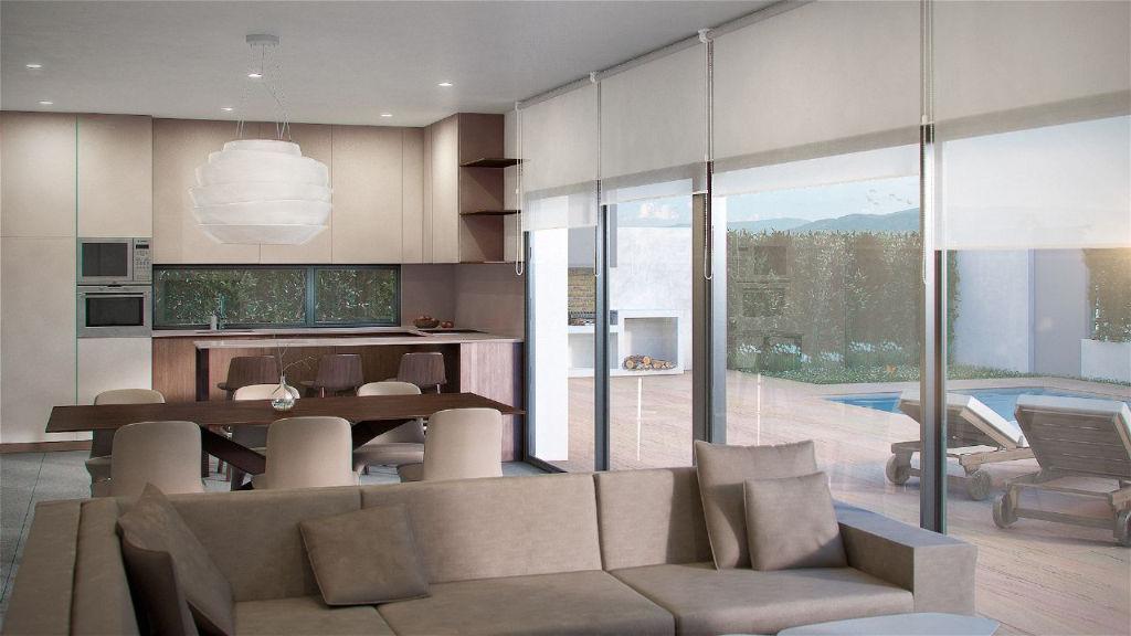 Villa Espagne , Nucia-Polop, 4 pièce(s) 109 m2