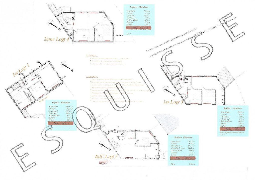 complexe immobilier à réhabiliter