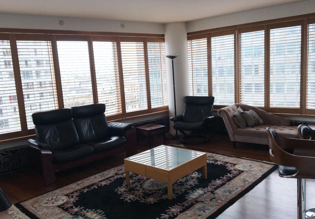 Location 3 pièces meublés 85 m² Beaugrenelle
