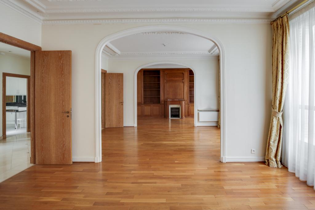 Très bel appartement Paris 16ème 176.6 m²