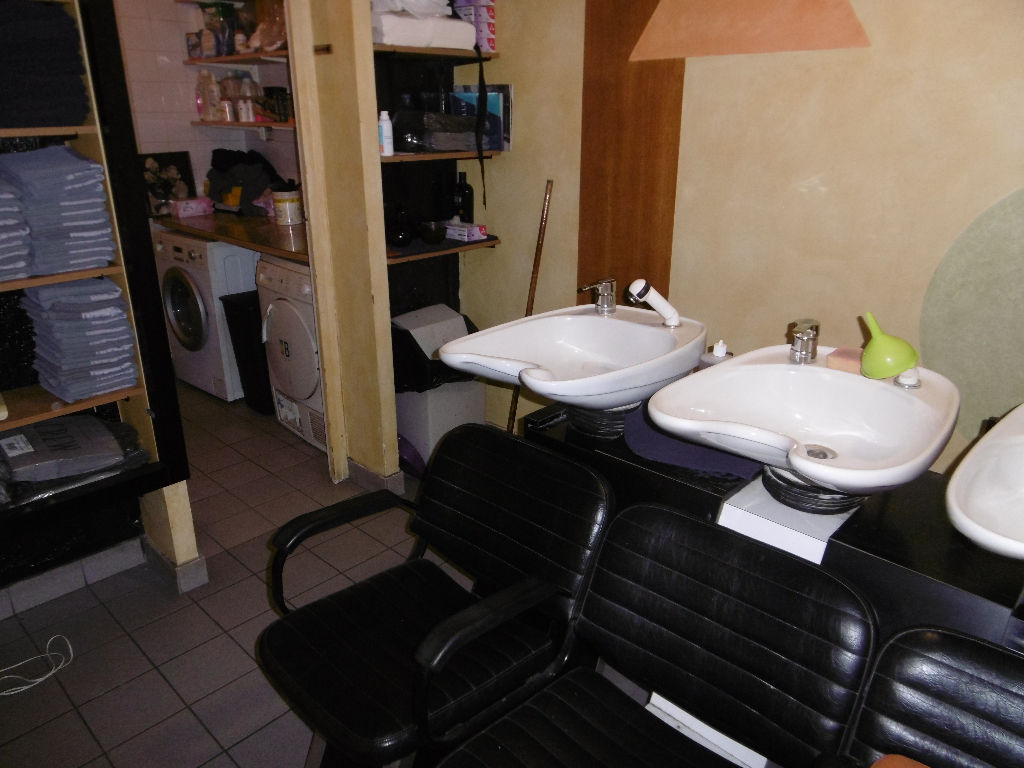 Cession fonds de commerce - salon de coiffure (Paris 4è)