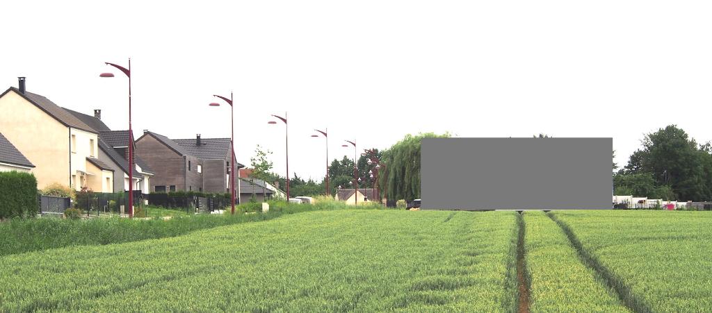 RARE: Terrain Arras 1450 m², 28m de façade