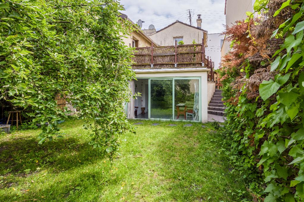Maison avec jardin - 5 pièces 105m2