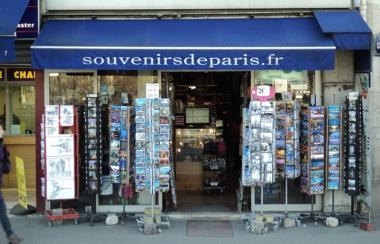 Boutique Souvenirs Opéra