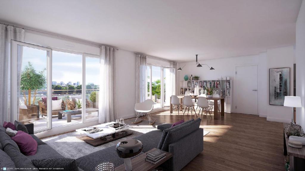 Appartement 2 pièces - Gare du Parc de St Maur