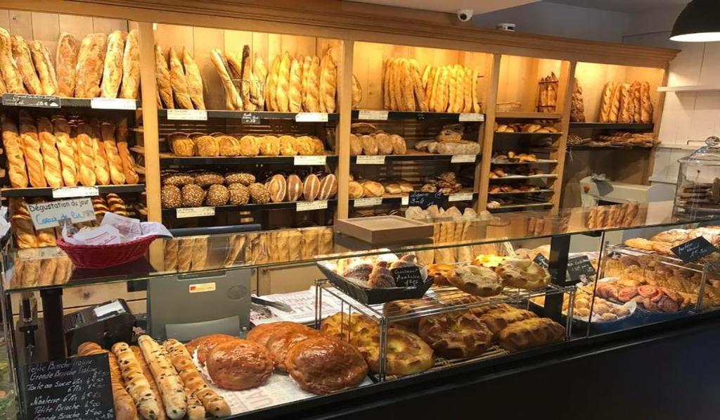 Boulangerie Patiserie Traiteur + Appart T4, ORLEANS OUEST