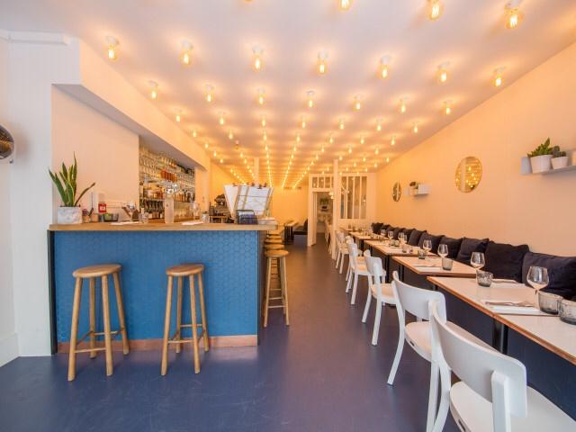 Restaurant situé ville touristique proche Fontainebleau