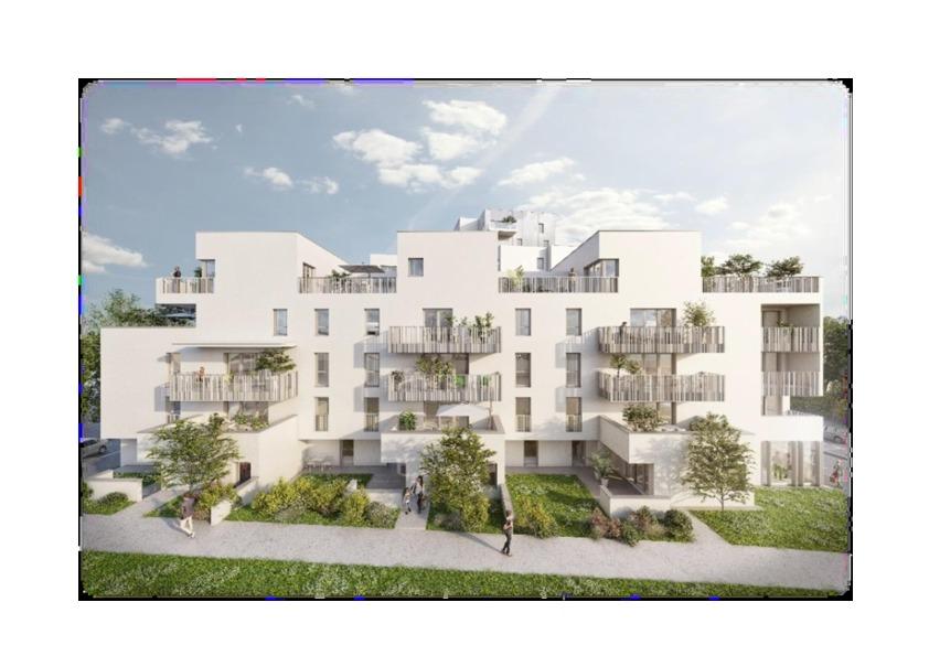 Bel  appartement T3 PK  Gde terrasse