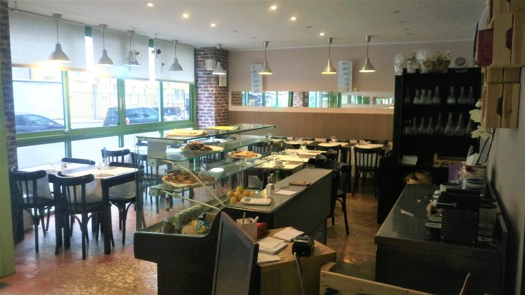 Restaurant Traiteur Epicerie. 80m².