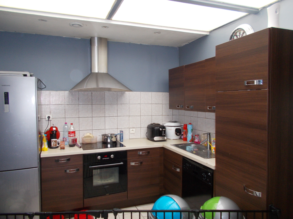 Maison 4 chambres + jardin