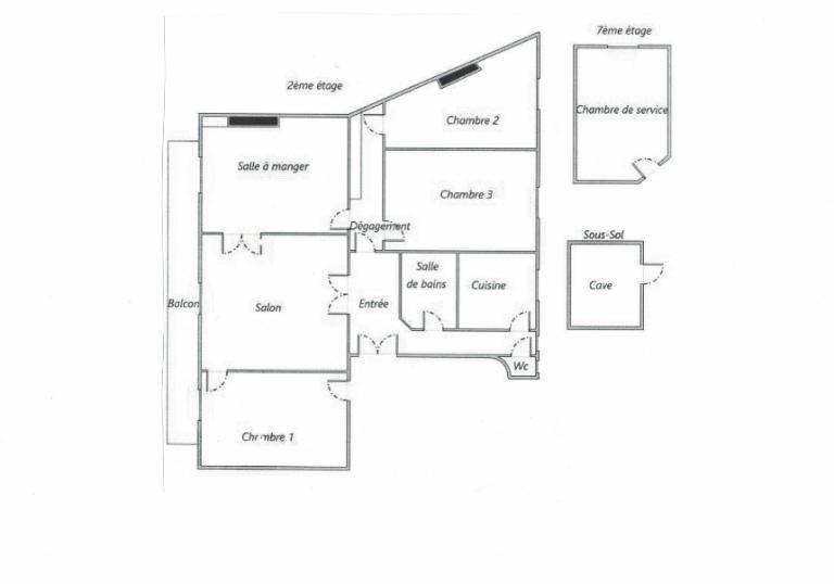 Appartement PARMENTIER