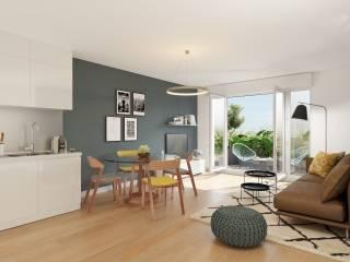 Appartement Vanves 2 pièce(s) 42.05 m2