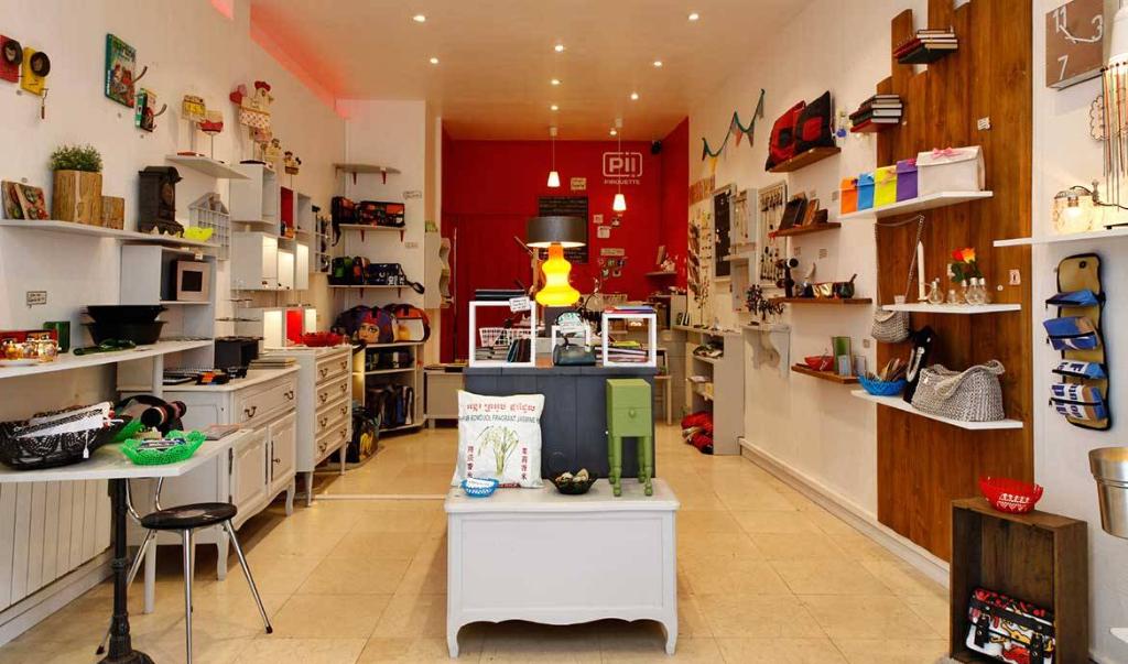 Boutique emplacement N1 avec un petit loyer