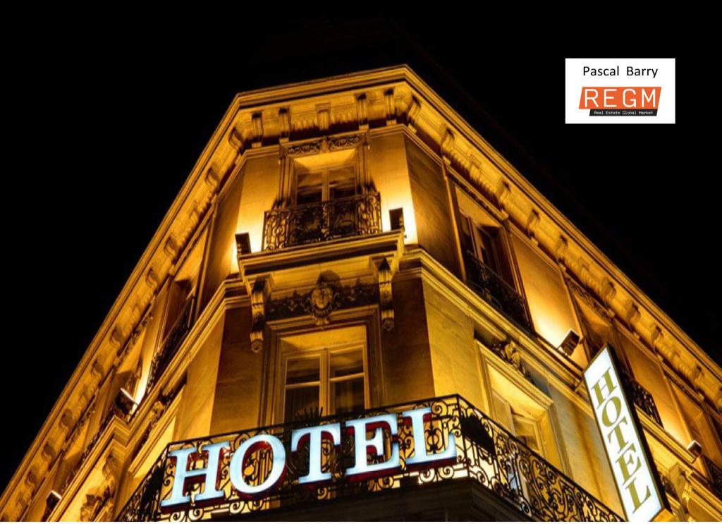 HOTEL 2 étoiles Fonds et Murs  au Sud Seine et Marne