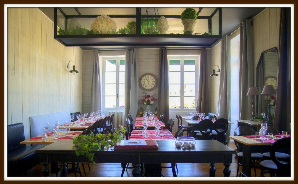 Fonds de commerce Restaurant  64 couverts CHÂTEAU DU LOIR