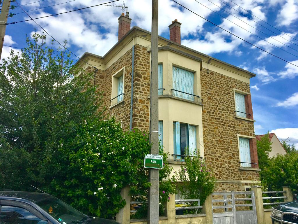 Immeuble  complet de 4 appartements à Villeneuve Saint Georges