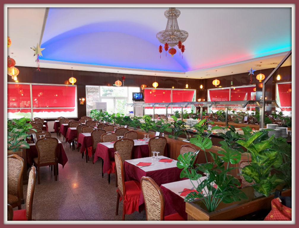 Fonds de commerce Restaurant Allonnes 180 couverts