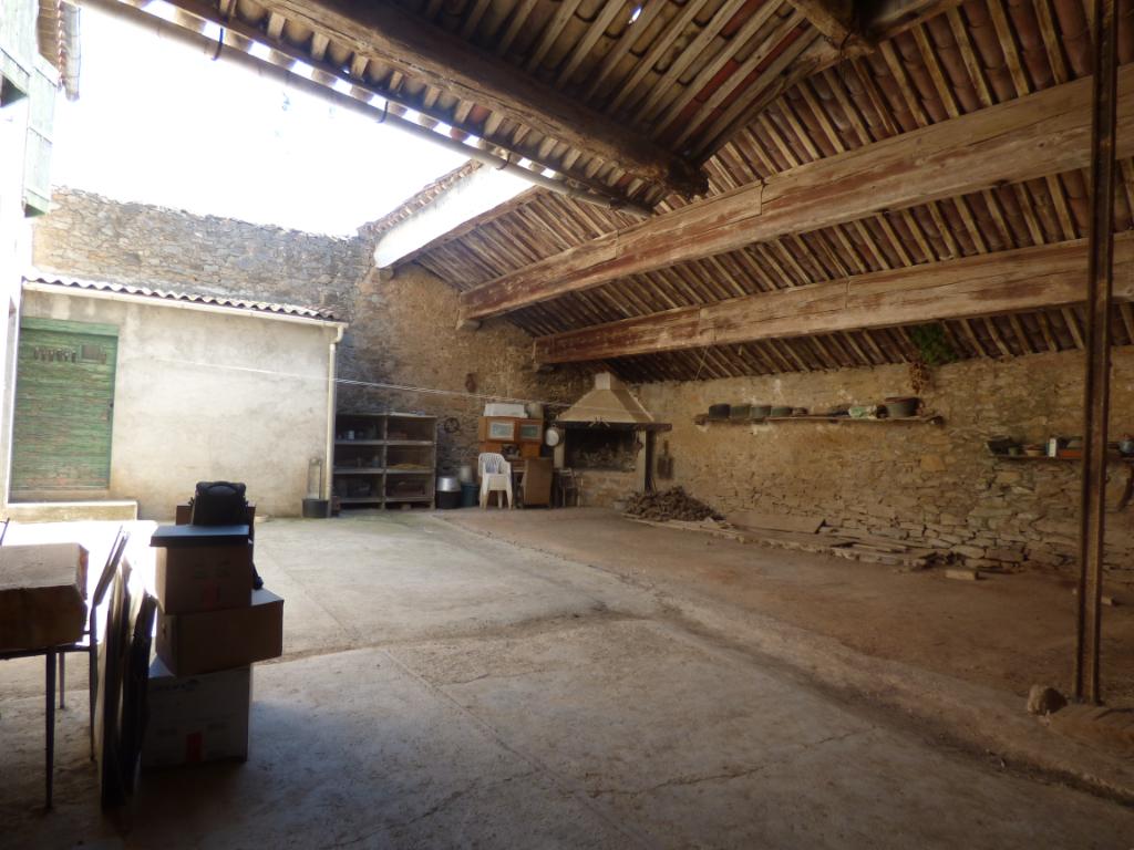 Maison de village T5 avec cour intérieure