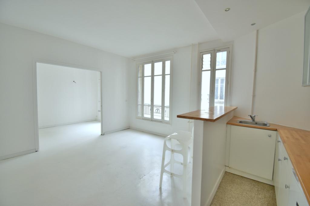 Rue Gustave Rouanet 75018 Paris 2 pièces - 40m2