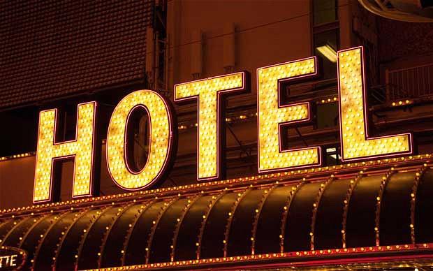 Hotel -Bureau  murs et FDC plus de 20 chambres