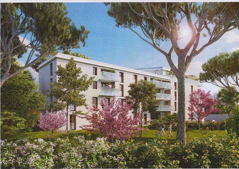 SÈTE! Oportunité primo-accédant! Appartement  2 pièces (44.20 m2) avec terrasse