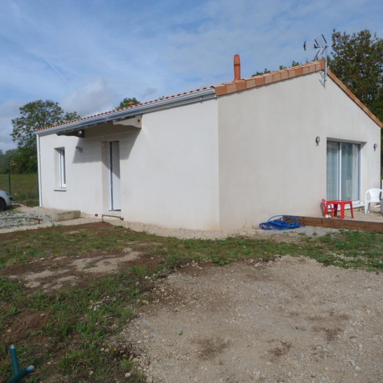 Maison Gond Pontouvre 3 pièce(s) 72 m2