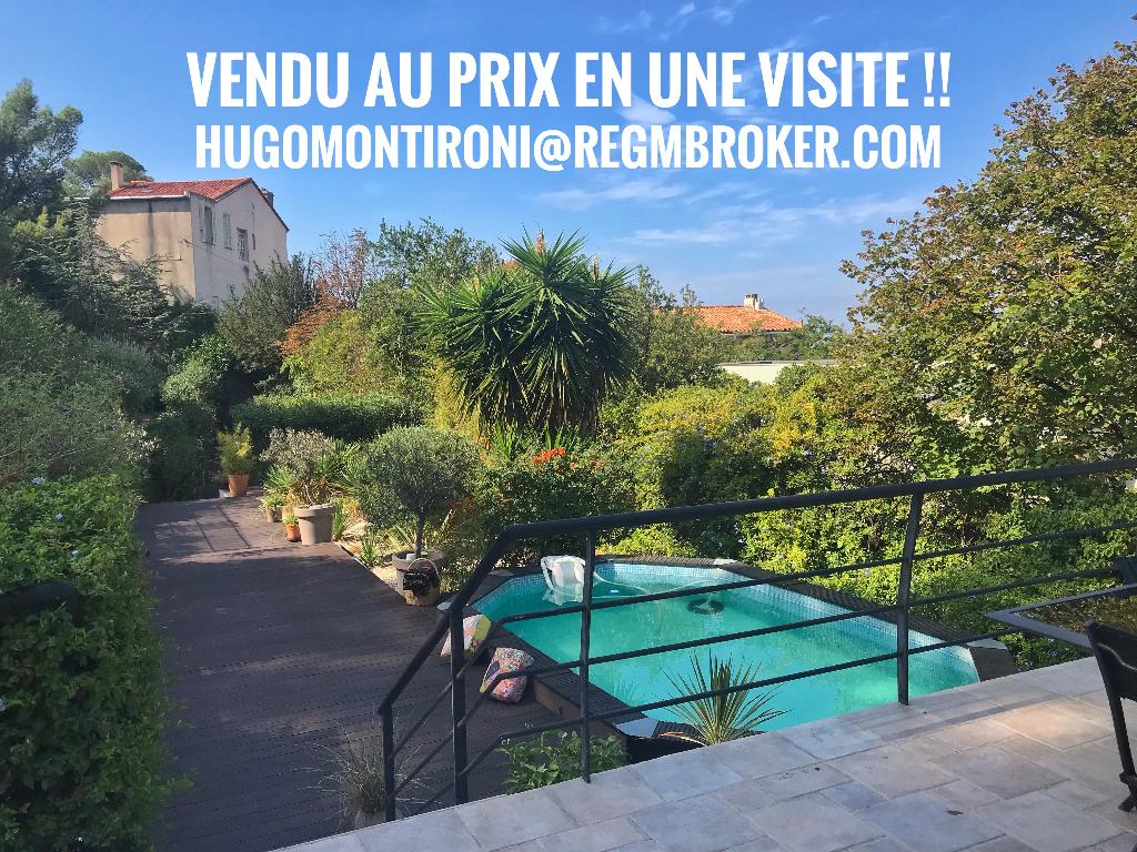 Roucas Blanc - Maison avec jardin et piscine ! -