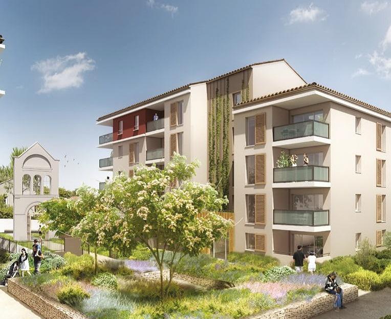 Appartement  2 pièce(s) 37.55 m2