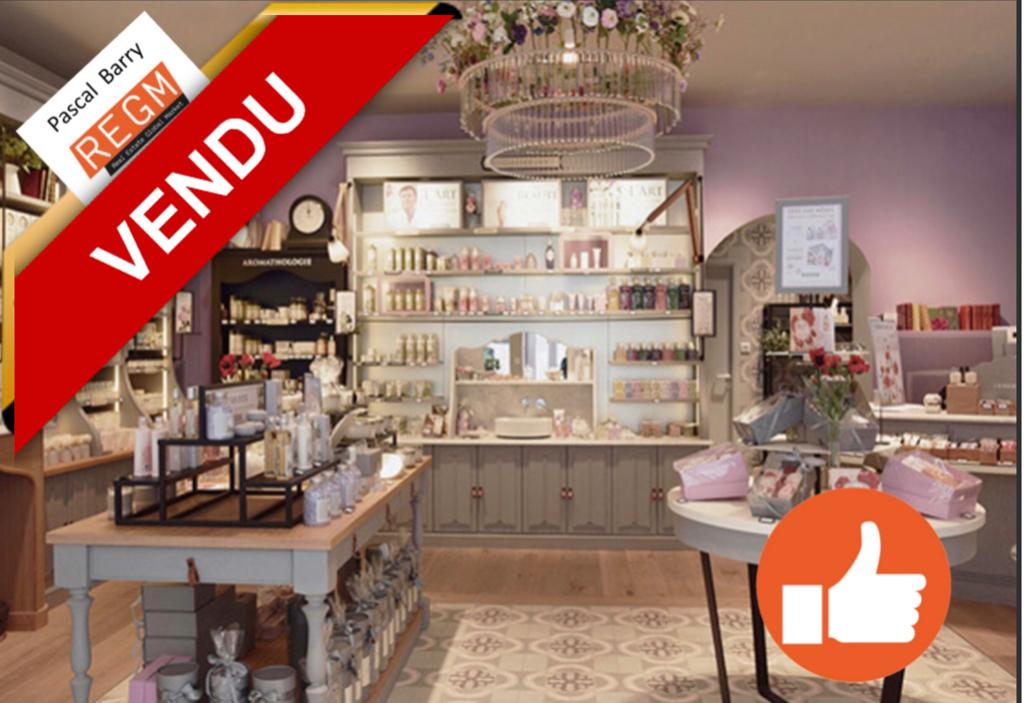 Boutique Fontainebleau 52 m2