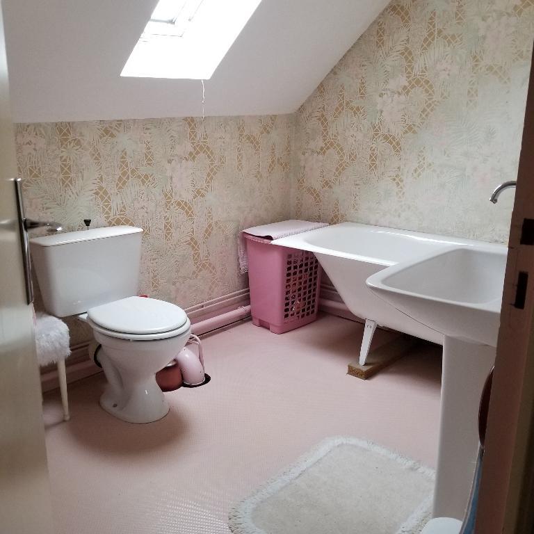 Immeuble habitation + cour + gge + T2 de rentabilité financiéres ORLEANS Loire