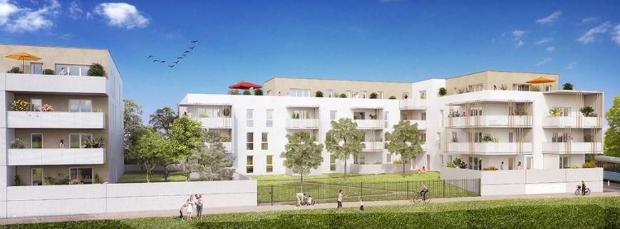 Appartement T3 ( dans nouvelle résidence Frontignan (34110)