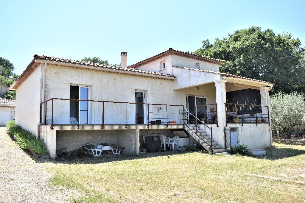 maison de 150m2 à Saint Julien de Peyrolas
