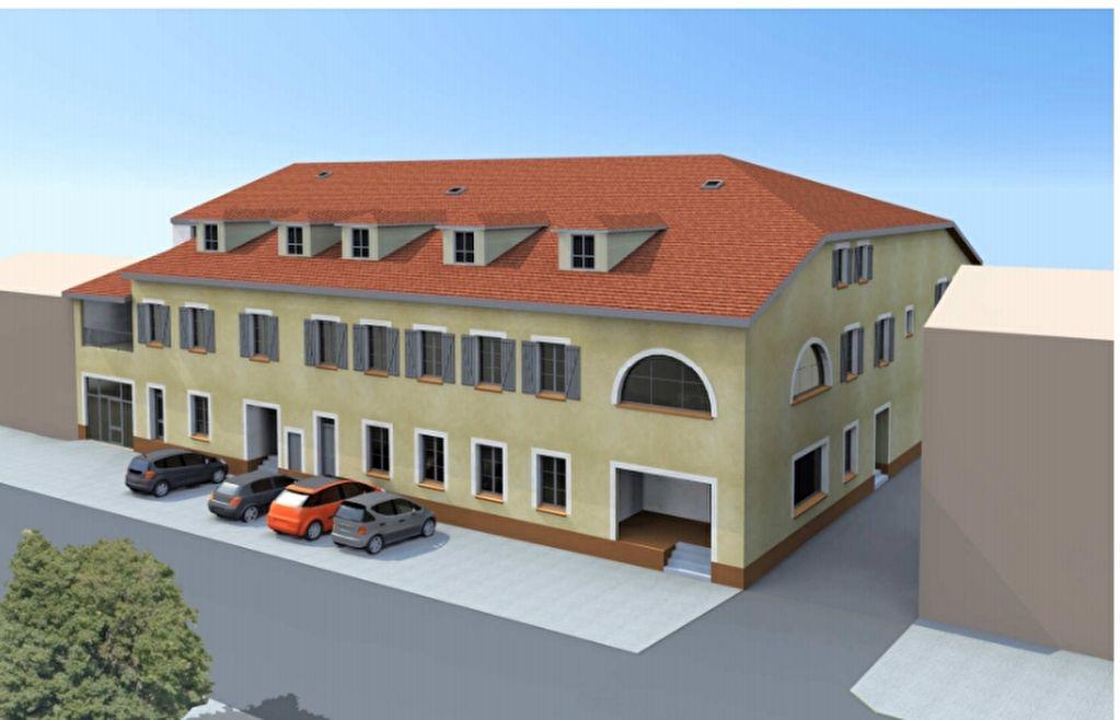 Immeuble Montesquieu-volvestre