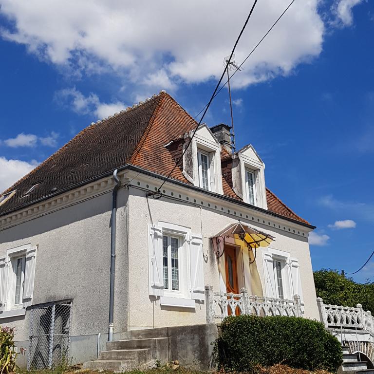 Belle maison ancienne en pierre