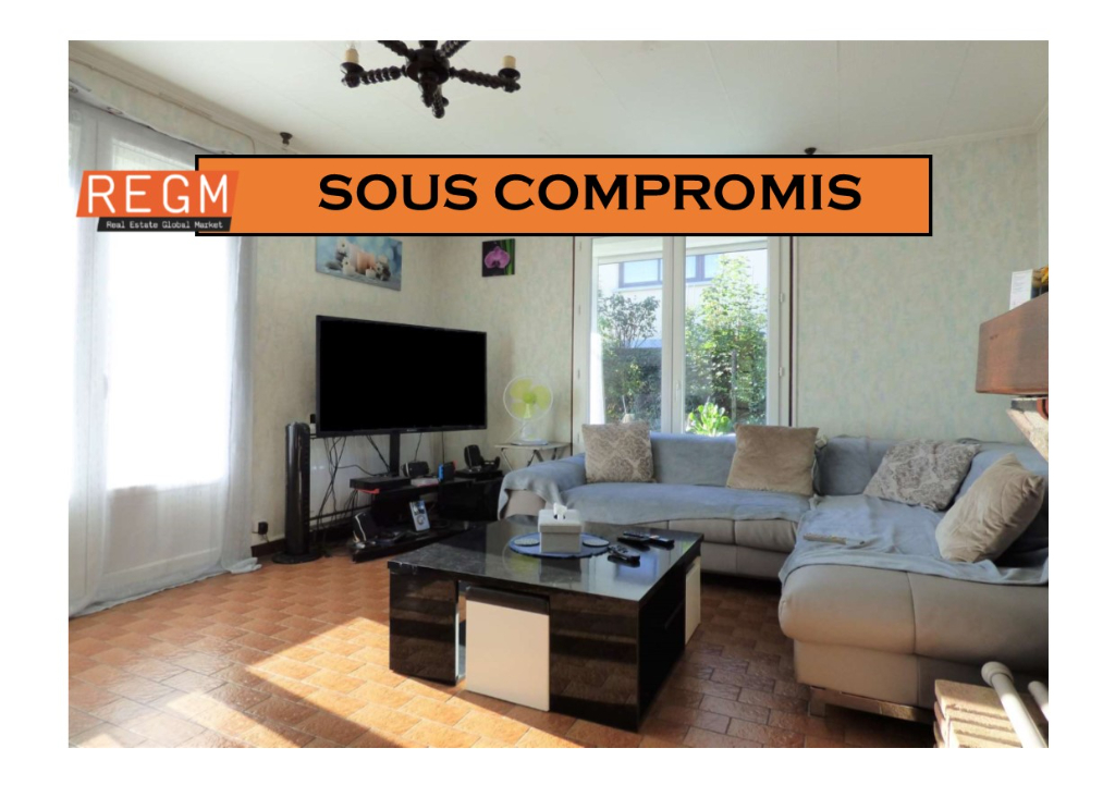 Maison 82 m2 sur sous-sol avec terrain 81300 Graulhet