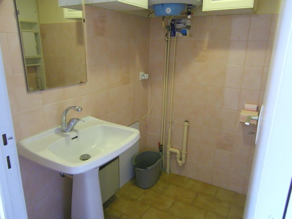 Appartement - 1 pièce(s) - 29 m2 - avec jardin et garage