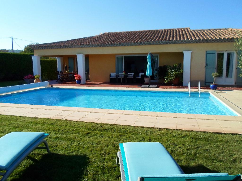Le Luc  villa 126 m2 piscine