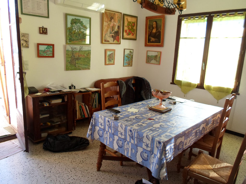 Les Mayons 3 pièce avec jardin